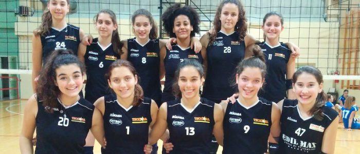 Teodora.ra.it a caccia del titolo di Campione Regionale under 14 nella Final Four di domani a Imola