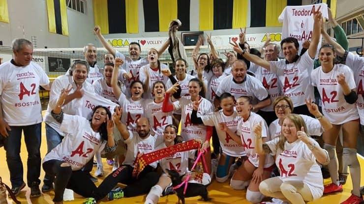 Conad SiComputer Ravenna vs ACCA MONTELLA VOLLEY