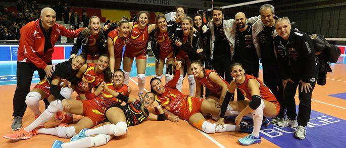 Il team di Teodora Femminile